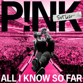 P!NK Cover Photo