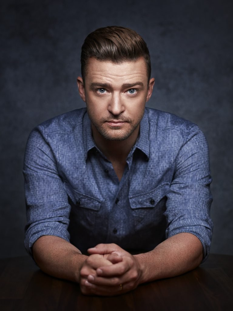 Justin Timberlake Press Photo