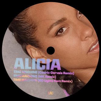 Alicia Keys Cover Photo
