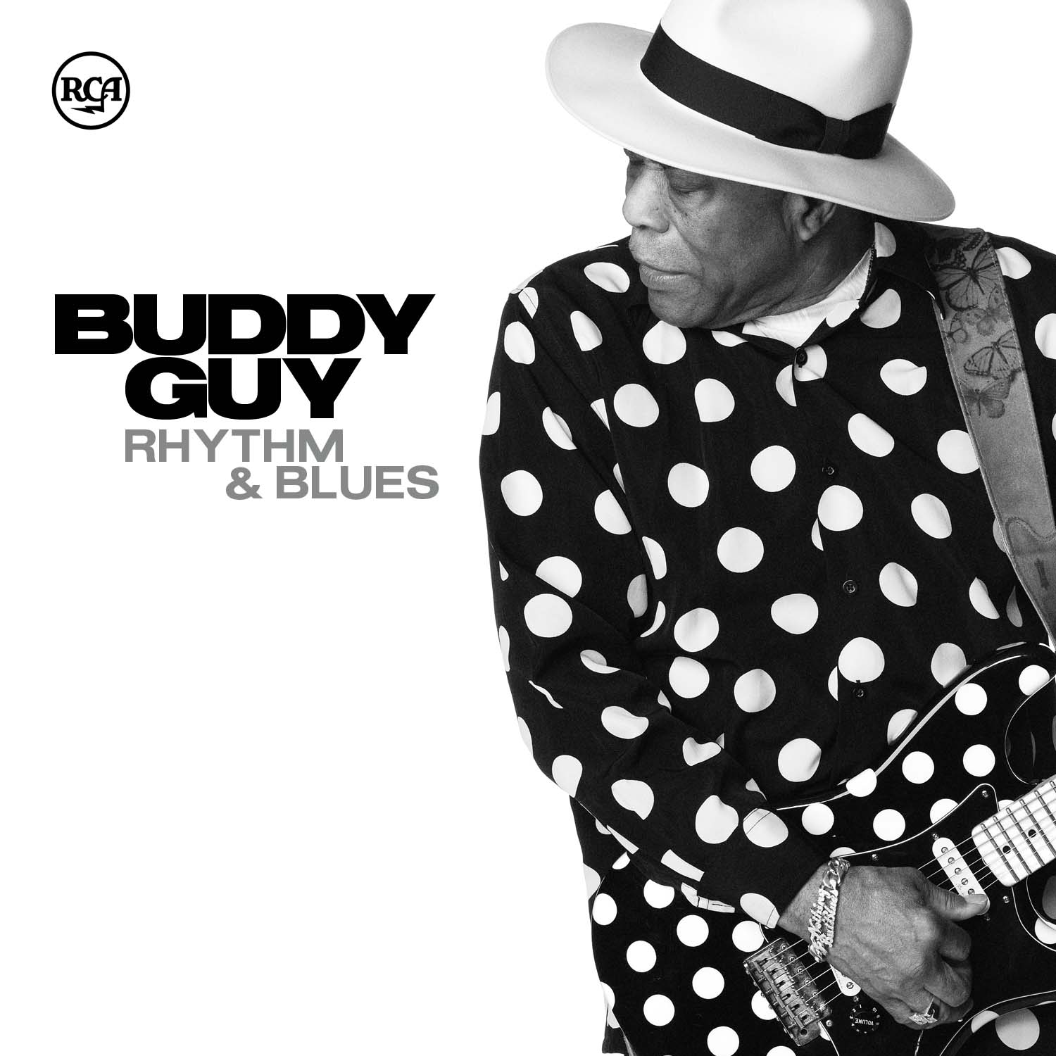 The Blues Is Alive And Well Buddy Guy: RCA Records