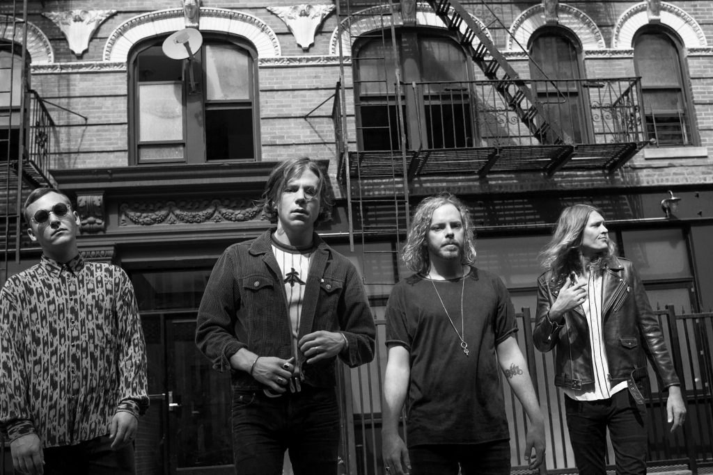 Cage The Elephant Press Photo