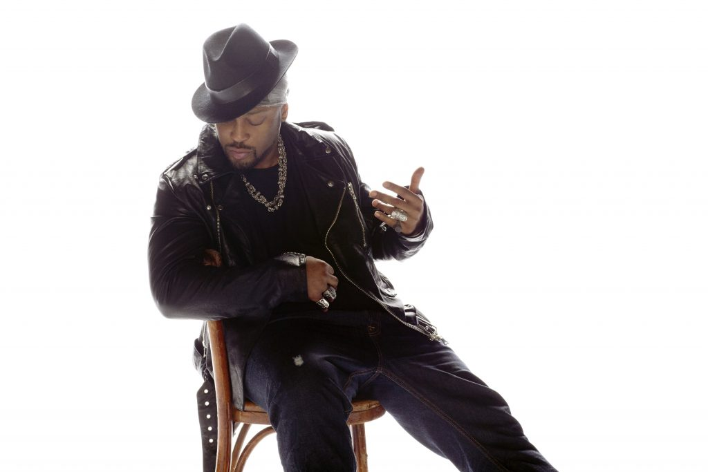 D'Angelo Press Photo