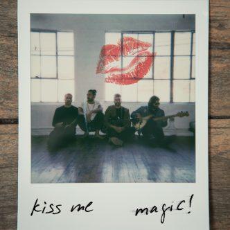 MAGIC! Cover Photo