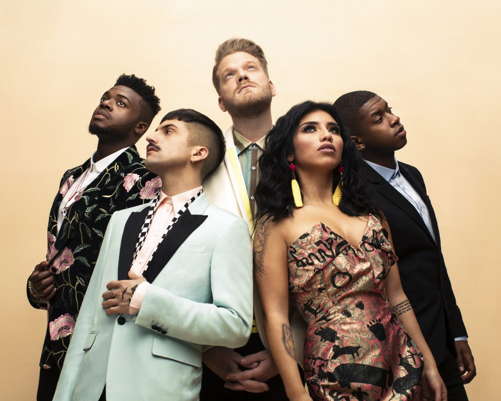 Pentatonix Press Photo