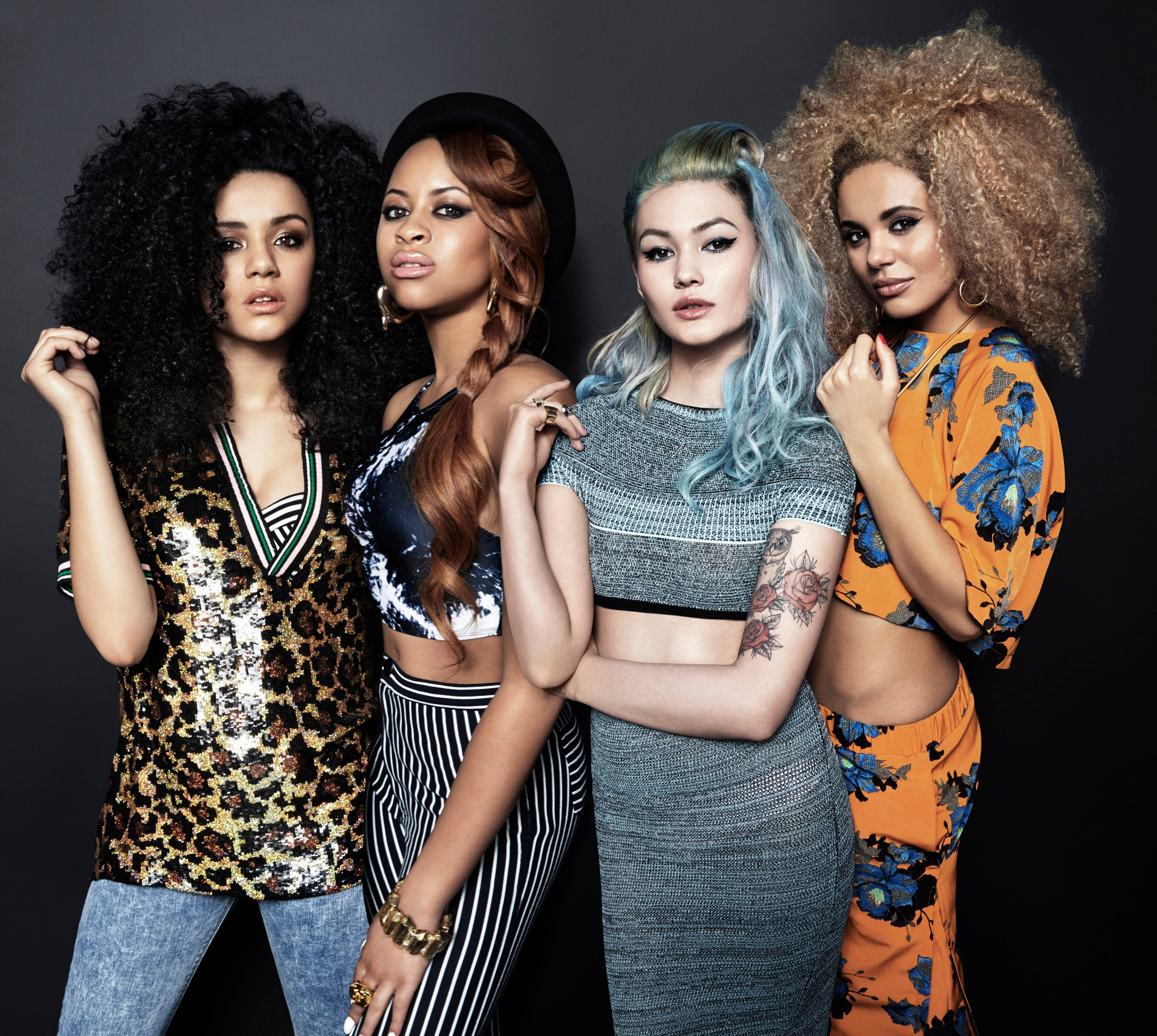 Rca Records To Release Hot Uk Girl Band Neon Jungle S Ep border=