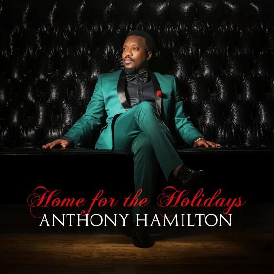 Anthony Hamilton Press Photo