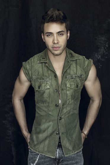 Prince Royce Press Photo