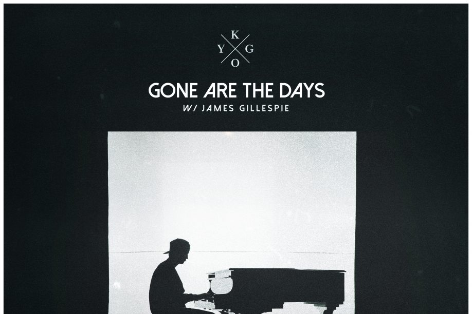 Gone Are The Days_Artwork