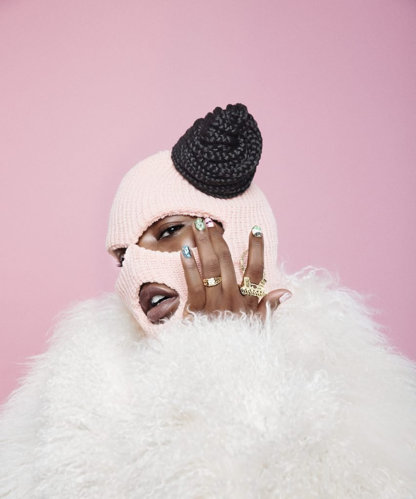 Leikeli47 Press Photo
