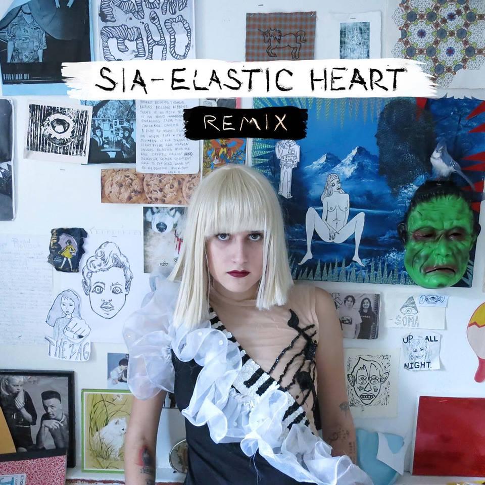 Year Calendar Sia : Sia releases elastic heart the remixes rca records