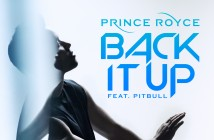 "Latin Superstar Prince Royce Releases Brand New Single Today ""Back It Up"" Featuring Pitbull"