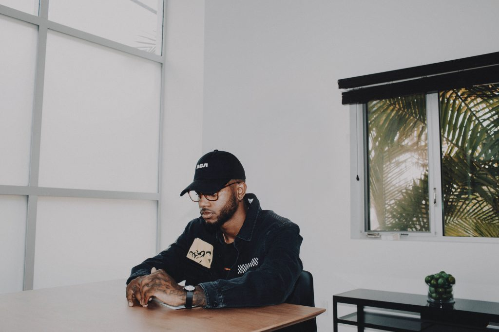 Bryson Tiller Press Photo