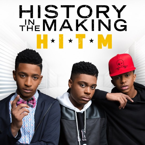 History In The Making Press Photo