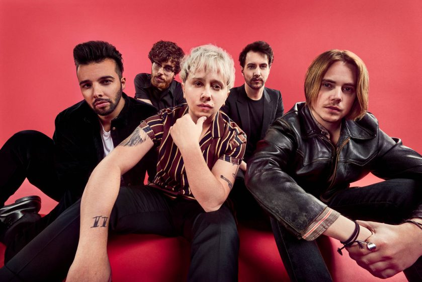 Nothing But Thieves Press Photo