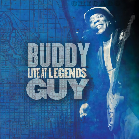 Buddy Guy Press Photo