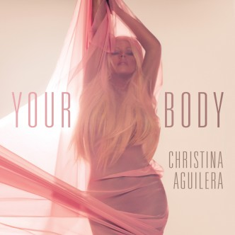 Christina Aguilera Cover Photo