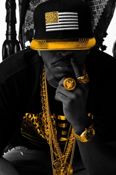 King Los Press Photo