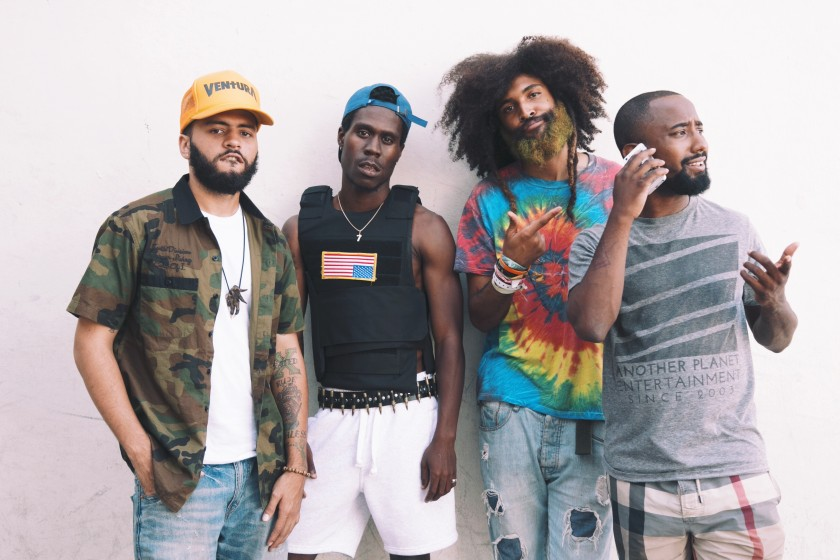 Overdoz. Press Photo
