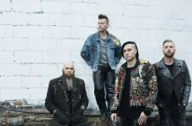 "Three Days Grace Breaks Record For Most #1 Billboard Mainstream Rock Songs Ever, With ""Infra-Red,"" Their 14th #1 Single"