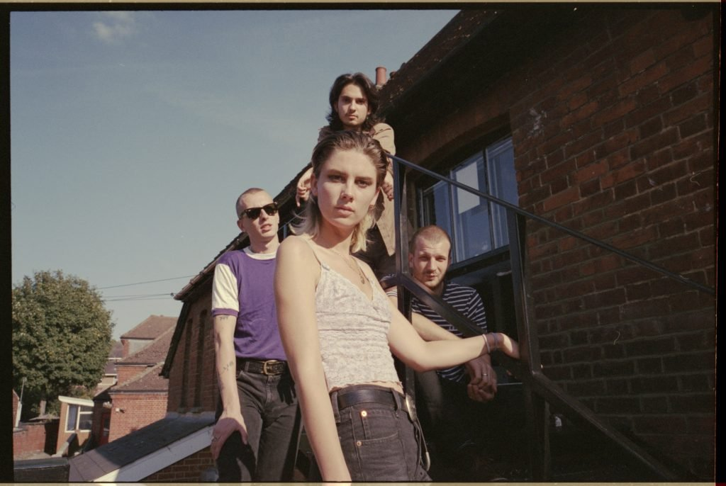 Wolf Alice Press Photo