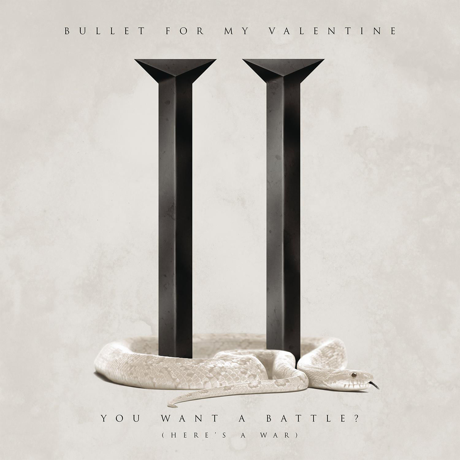 Bullet For My Valentine Rleases Powerful Video For New Single Venom