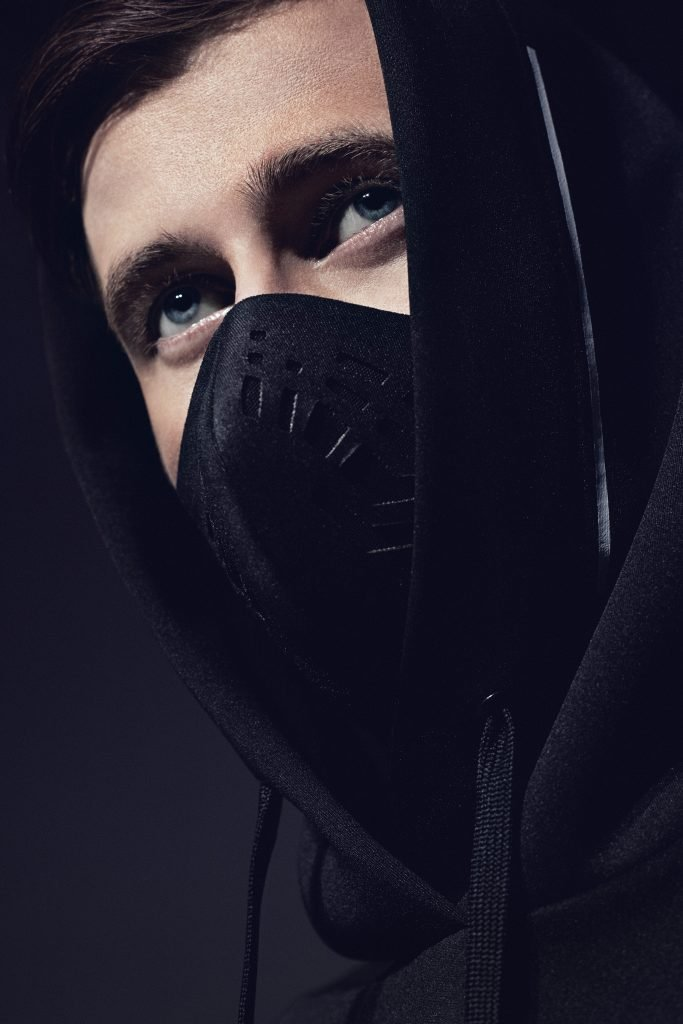 Alan Walker Press Photo