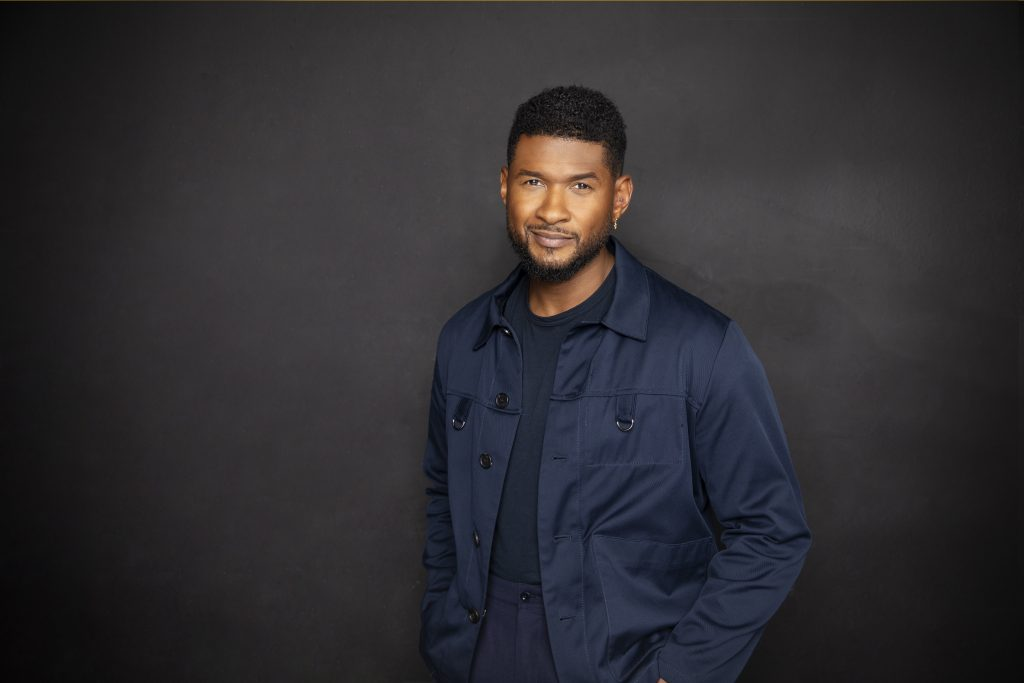 Usher Press Photo