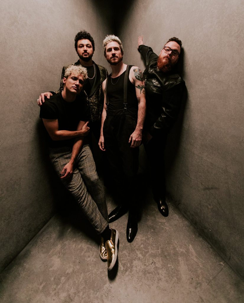Walk The Moon Press Photo