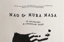 NAO Announces North American Co-Headlining Tour With Mura Masa