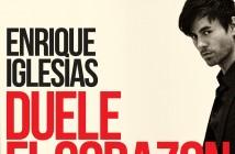 "Enrique Iglesias Releases ""Duele El Corazon"" ft. Wisin"
