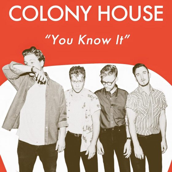 Colony House Press Photo