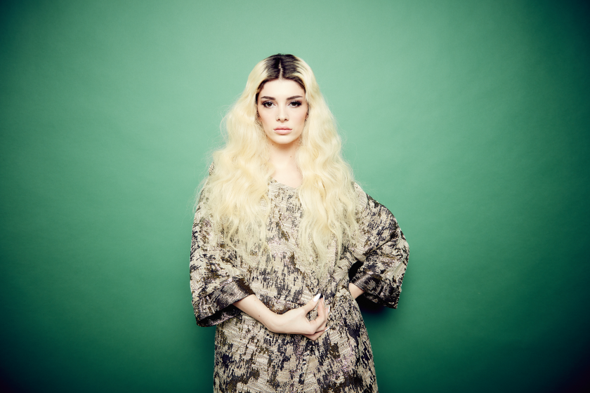 Era Istrefi Press Photo