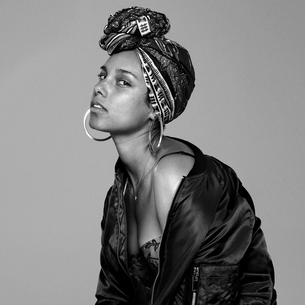 Alicia Keys Press Photo