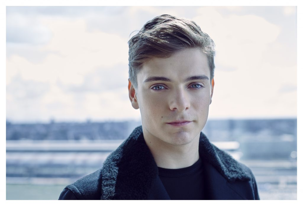 Martin Garrix Press Photo