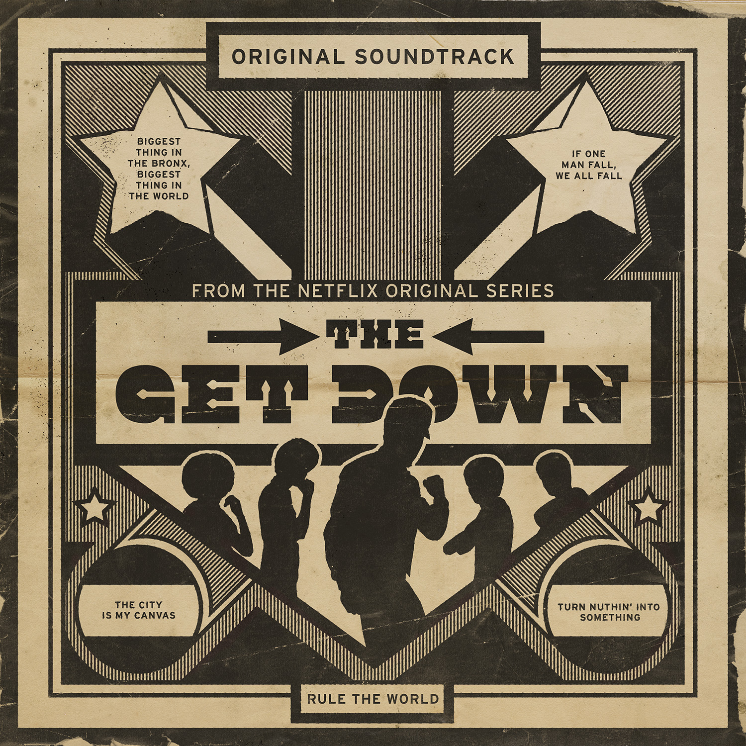 Image result for the get down soundtrack