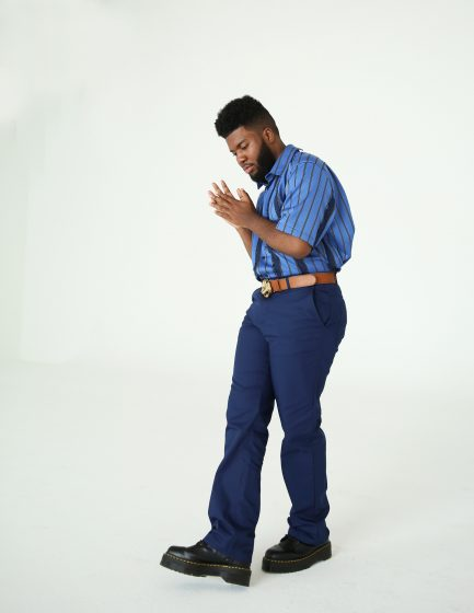 Khalid Press Photo