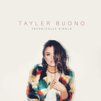 Tayler Buono Cover Photo