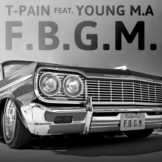 T-Pain Cover Photo