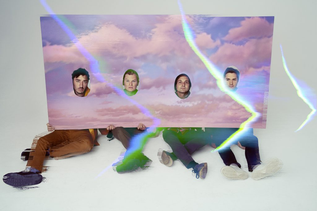 Grizzly Bear Press Photo