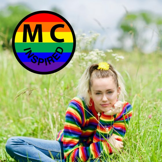 Miley Cyrus Press Photo