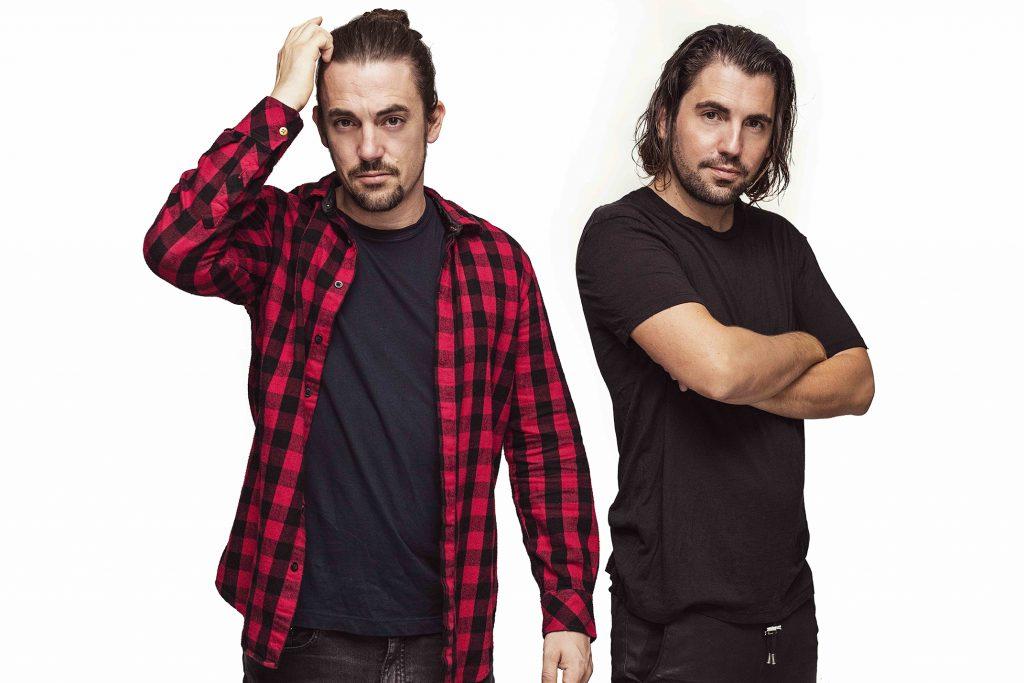 Dimitri Vegas And Like Mike Press Photo