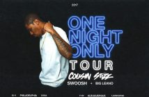 "Cousin Stizz Announces ""One Night Only"" Headlining US Tour"