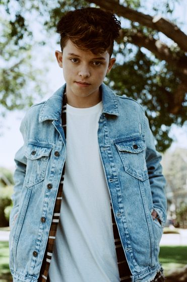 Jacob Sartorius Press Photo