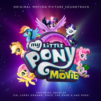 My Little Pony: The Movie Cover Photo