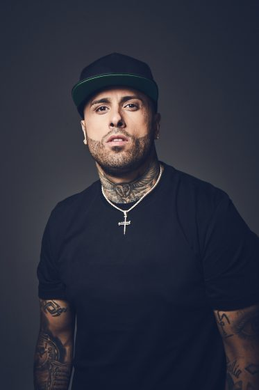 Nicky Jam Press Photo