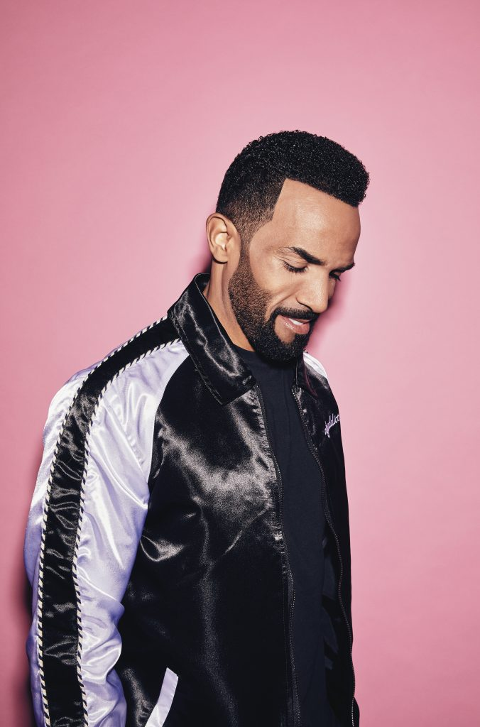 Craig David Press Photo