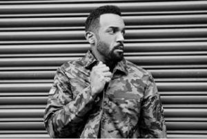 """Craig David Unleashes New Track """"For The Gram"""" Produced By Diztortion"""
