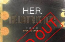 H.E.R.'S First Ever Headlining Tour Sold Out!!!!