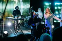 "Alan Walker & Noah Cyrus Release New Performance Video For ""All Falls Down"" Filmed At YouTube Space New York"