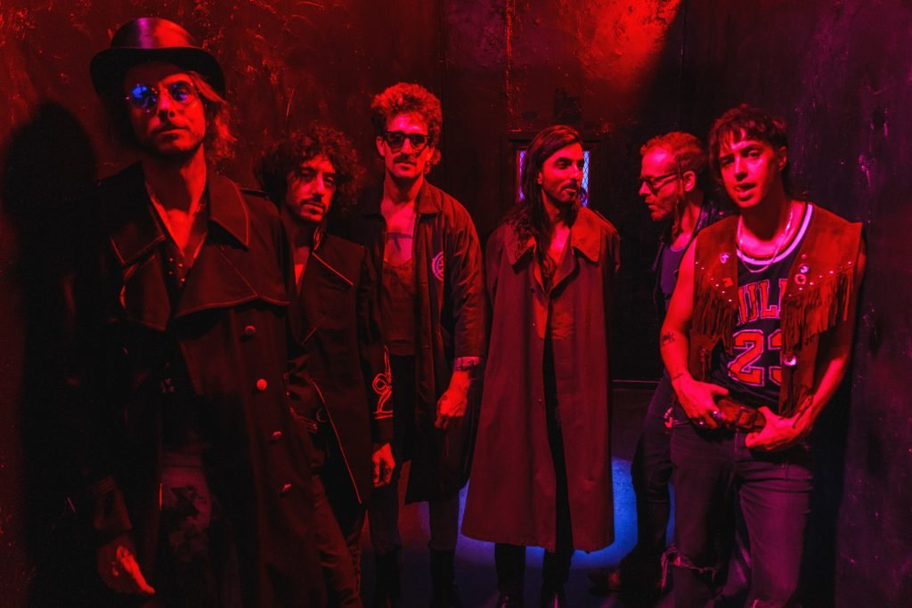 The Voidz Press Photo